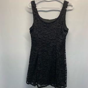 Finesse Dresses - Finesse Black Lace Dress